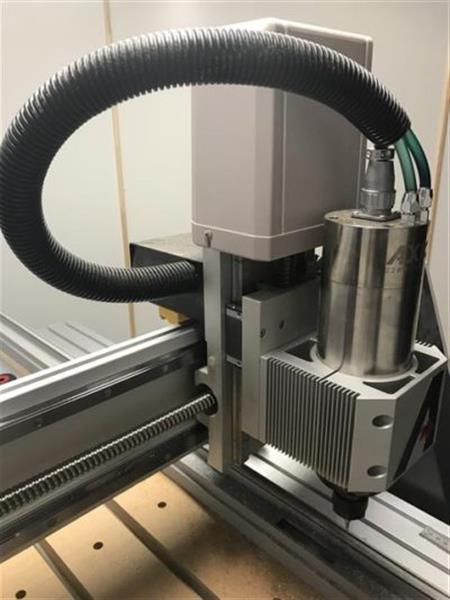 Axiom CNC - BG Precision