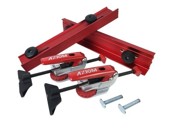 Axiom CNC Australia Auto Adjust Linear Clamp Kit