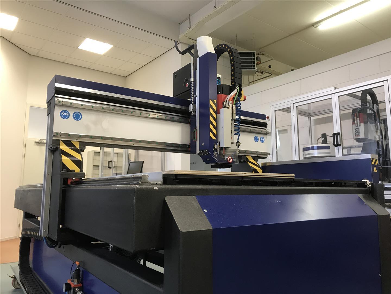 Large Format CNC