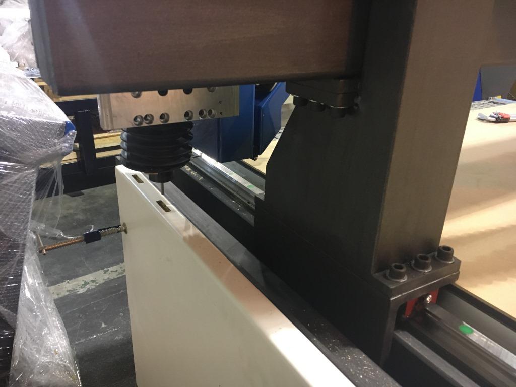 Optional side milling system