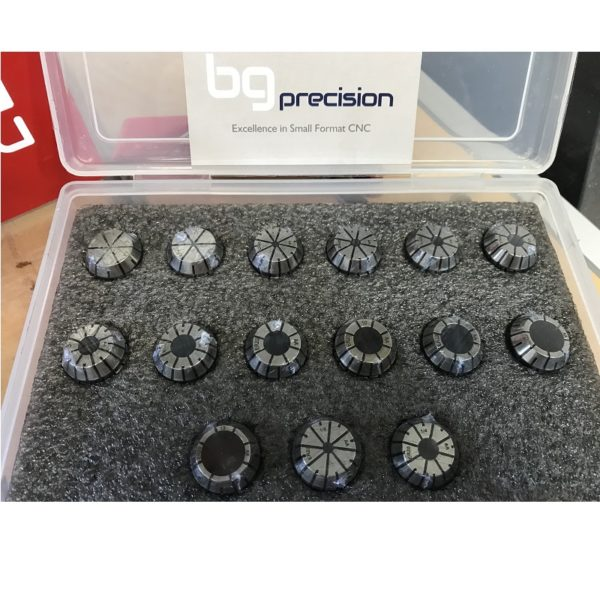 ER20 High Precision Collet Set