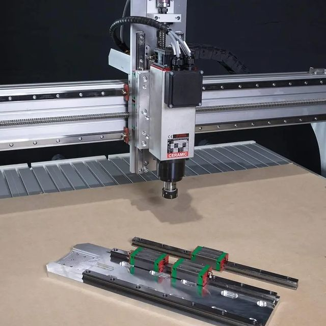 Tekno Spindle